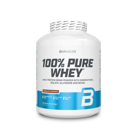 Bio Tech USA -  Pure Whey Protein 2270g