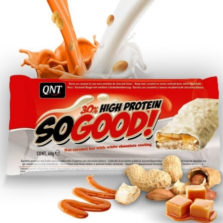 QNT SoGood Protein Bar 60g/VE 15 Riegel