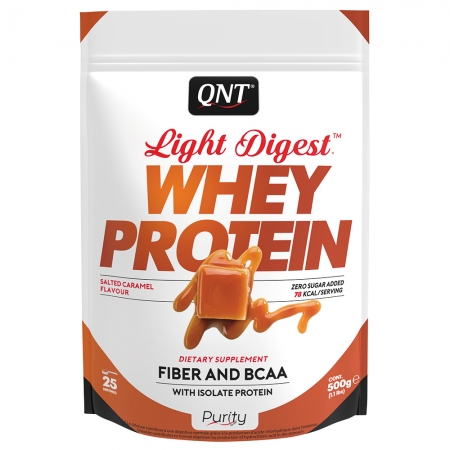 QNT Light Digest Whey Protein 500g