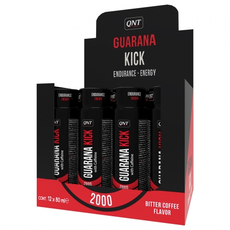 QNT Guarana Kick - 12 Shots