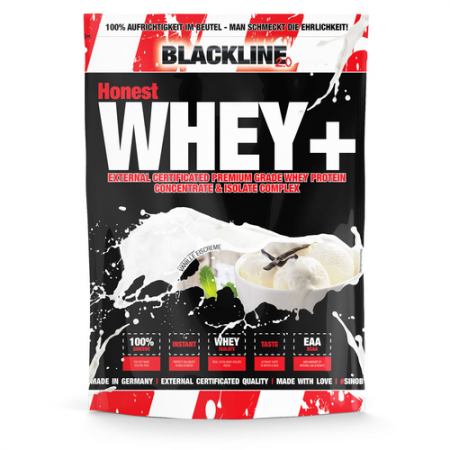 Blackline Honest Whey+ 1Kg