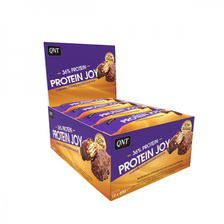 QNT Protein Joy Bar/60g - VE 12 Riegel
