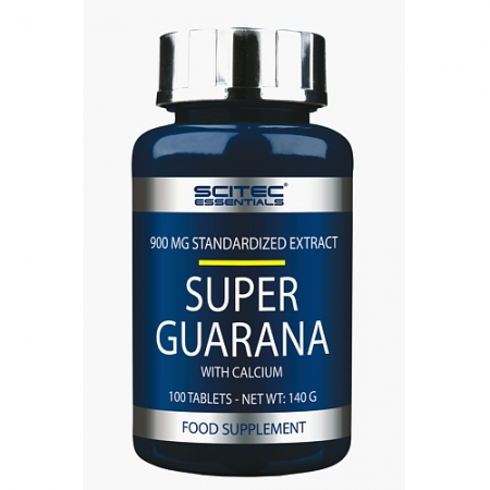 Scitec Nutrition Super Guarana, 100 Tabletten