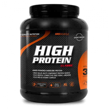 SRS High Protein, 1kg Dose