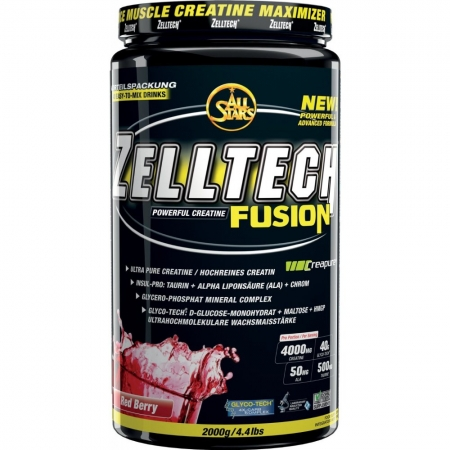 All Stars ZELL TECH Fusion -  2000g Dose