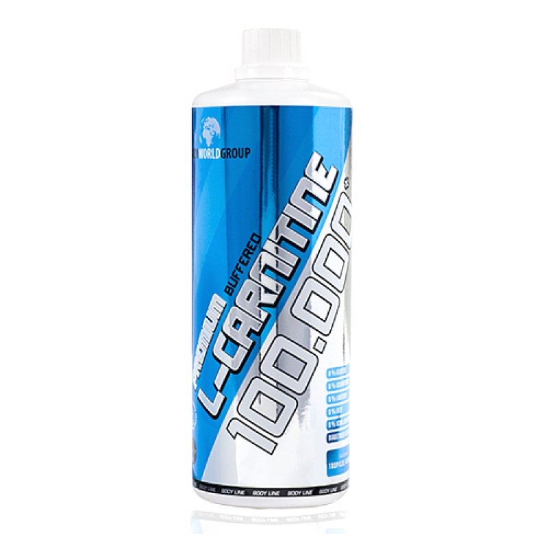 Body World Group Body Line L-Carnitin Liquid, 1l