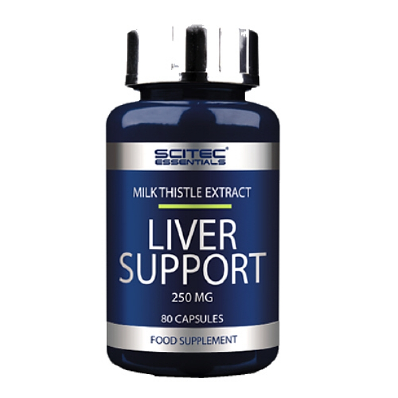 Scitec Essentials Liver Support, 80 caps